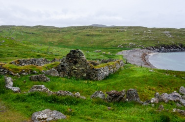 The Gearrannan Blackhouses