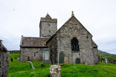 St Clements Church, Rodel